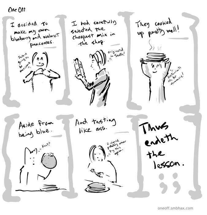 17: Pancakery